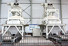 Refractory Production Line