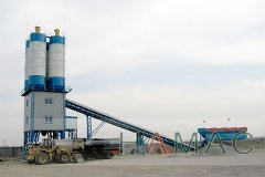 How to Distinguish the Cement Quality of Concrete Mixing Plant