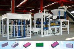 QT4-15C Automatic Block Making Machine