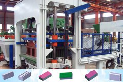 QT6-15B Automatic Block Making Machine