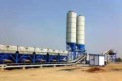 <b>HZS30 Concrete Batching Plant</b>