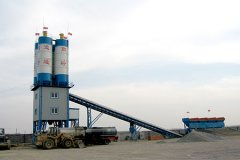<b>HZS40 Concrete Batching Plant</b>