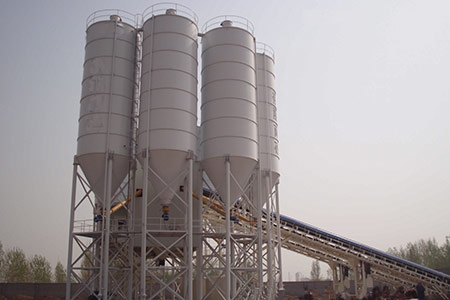<b>HZS120 Concrete Batching Plant</b>