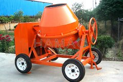 Mini Portable Concrete Mixer