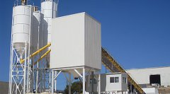 HZS180 Concrete batching plant in Australia