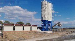 WEC600 Stabilized soil mixing plant