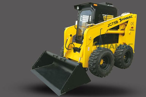 JB series Wheeled Skid Steer Loader