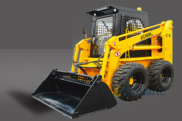 JL series Wheeled Skid Steer Loader