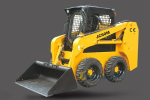 JM series Wheeled Skid Steer Loader