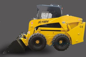 JV series Wheeled Skid Steer Loader