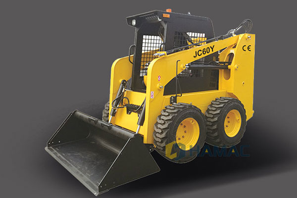 JY series Wheeled Skid Steer Loader