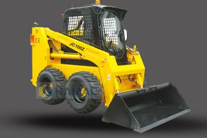 JZ series Wheeled Skid Steer Loader